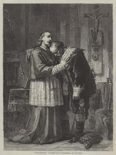 L'Innominato-Alessandro Guardassoni-Giclee Print