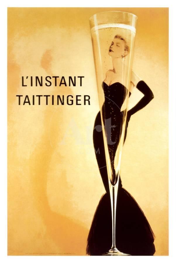 L\'Instant Taittinger Art Print by | the NEW Art.com