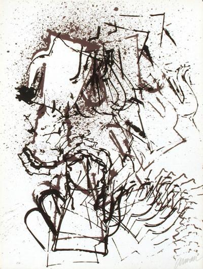L'Interieur des Choses - la Cafetiere-Fernandez Arman-Limited Edition