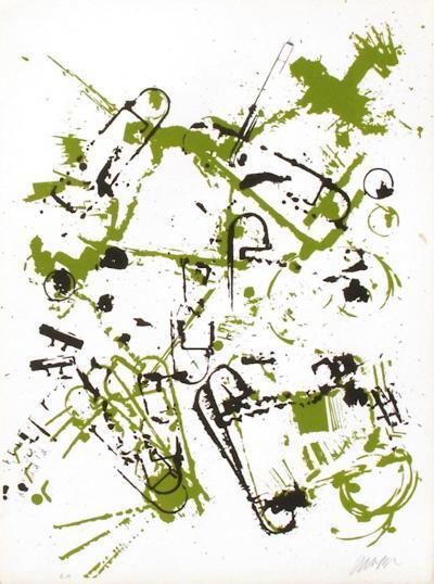 L'Interieur des Choses - le Transistor-Fernandez Arman-Limited Edition