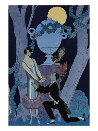L'Olsarice-Georges Barbier-Giclee Print