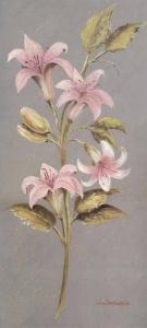 Flores I by L^ Romero