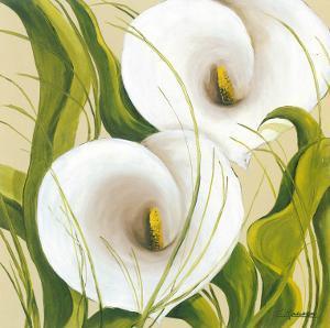 White Flower by L^ Romero