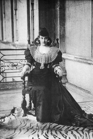 Princess Helene of Orleans, Late 19th-Early 20th Century