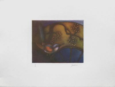 L'?ventail-Laurent Schkolnyk-Limited Edition