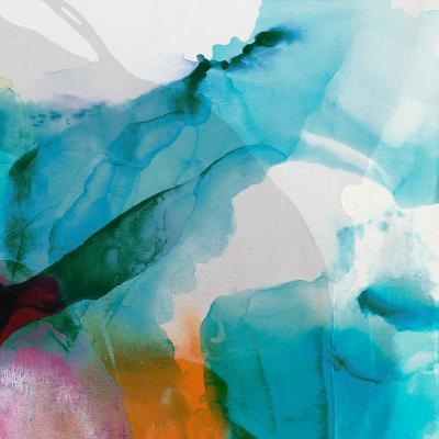 LA Abstract II-Sisa Jasper-Art Print