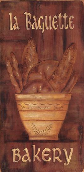 La Baguette Bakery-Grace Pullen-Art Print