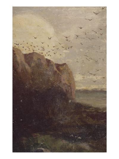 La Baie des Trépassés (Finistère)-Odilon Redon-Giclee Print