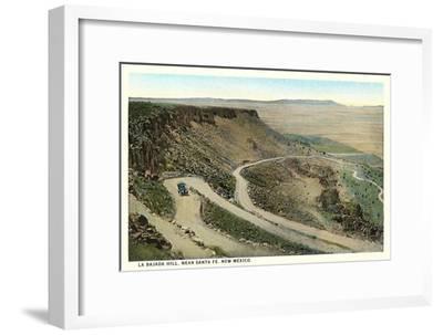 La Bajada Hill, Santa Fe
