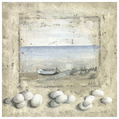 La Barque-V?ronique Didier-Laurent-Art Print