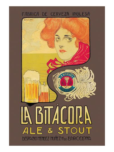 La Bitacora Ale and Stout-Barral Nualart-Art Print