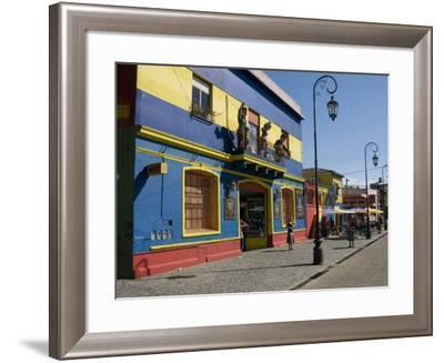 La Boca District, Buenos Aires, Argentina, South America-Robert Harding-Framed Photographic Print