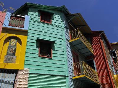 La Boca Neighborhood, Buenos Aires, Argentina-Kymri Wilt-Photographic Print