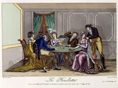 La Bouillotte, C.1810--Giclee Print