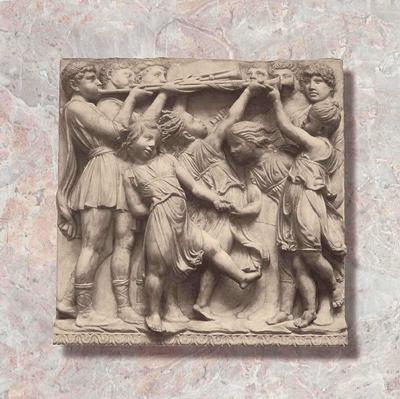 La Cantoria I-Zella Ricci-Art Print