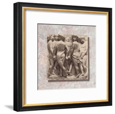 La Cantoria II-Zella Ricci-Framed Art Print