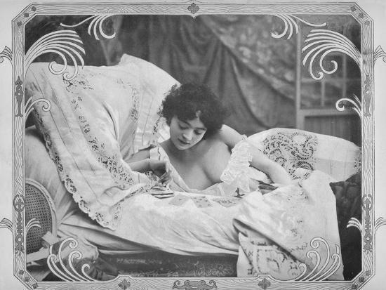 'La Carte Favorable', 1900-Unknown-Photographic Print