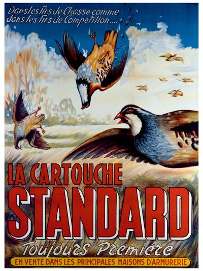 La Cartouche Standard--Giclee Print