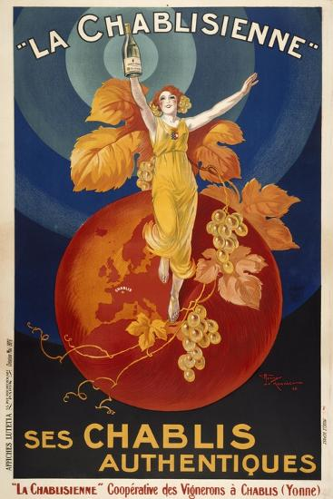 La Chablisienne--Giclee Print