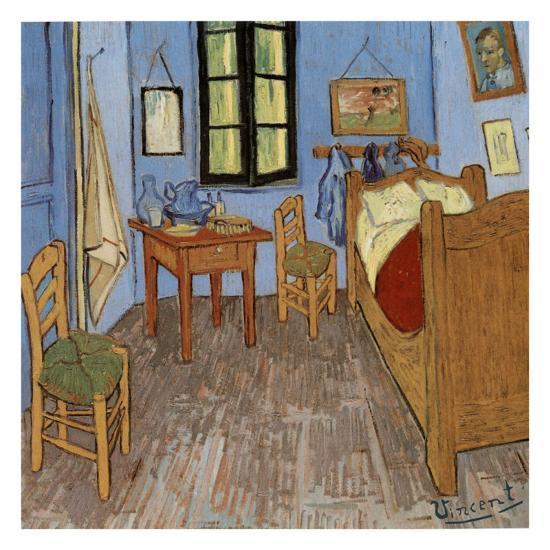 La Chambre De Vincent A Arles Art Print By Vincent Van Gogh Art Com