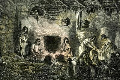 La Chicha 1869 Peru--Giclee Print