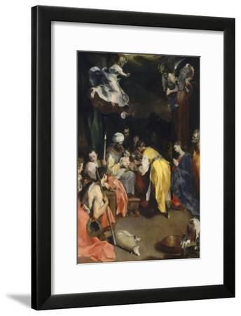 La Circoncision-Federico Barocci-Framed Giclee Print