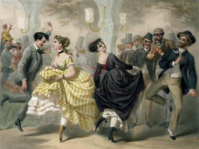 La Closerie de Lilas-Charles Vernier-Giclee Print
