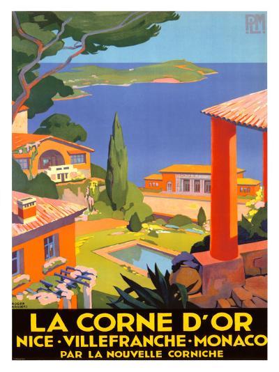 La Corne d'Or--Giclee Print