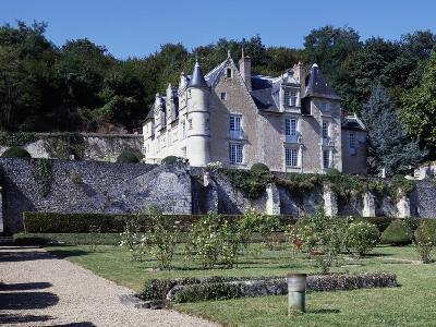 La Cote Castle--Giclee Print