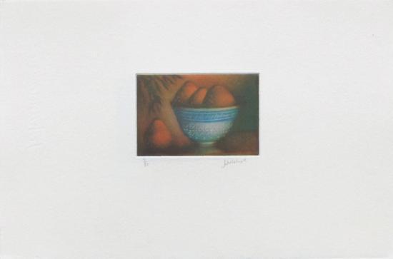 la coupe de fraises au rameau-Laurent Schkolnyk-Limited Edition