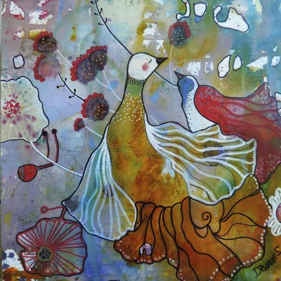 La Danse-Sylvie Demers-Giclee Print