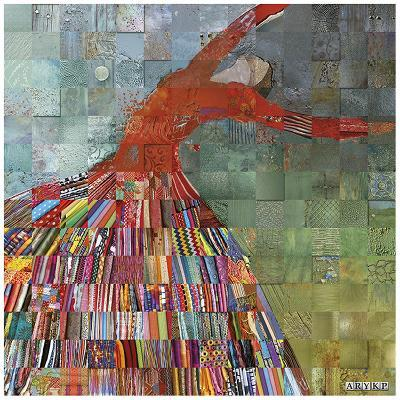 La danseuse-ARY KP-Art Print