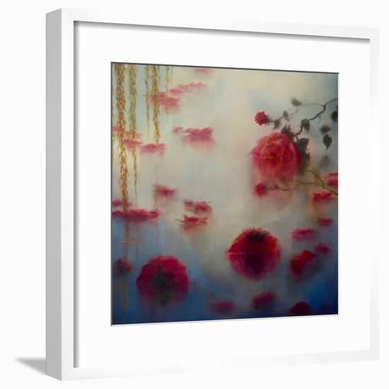 La Dérive de Rose-Lee Campbell-Framed Giclee Print