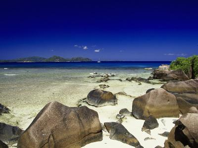 La Digue Isle, Seychelles, Indian Ocean-Angelo Cavalli-Photographic Print