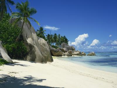 La Digue, Seychelles, Indian Ocean, Africa-Harding Robert-Photographic Print