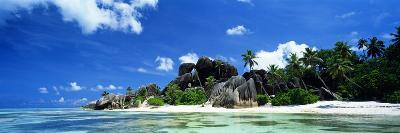 La Digue Seychelles--Photographic Print