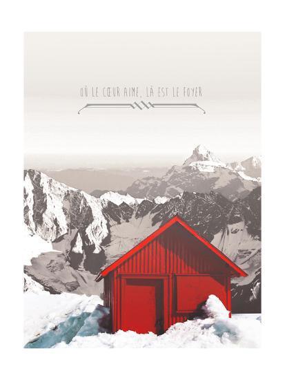 La est le Foyer-THE Studio-Premium Giclee Print
