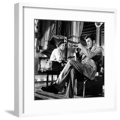 La Femme Aux Chimeres, Young Man with a Horn, Kirk Douglas, 1950
