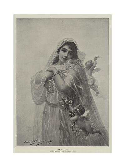 La Fiancee--Giclee Print