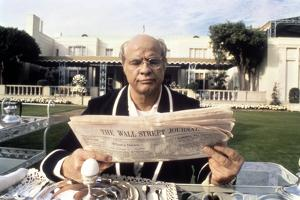 La formule (The Formula) by John G. Avildsen with Marlon Brando, 1980 (photo)
