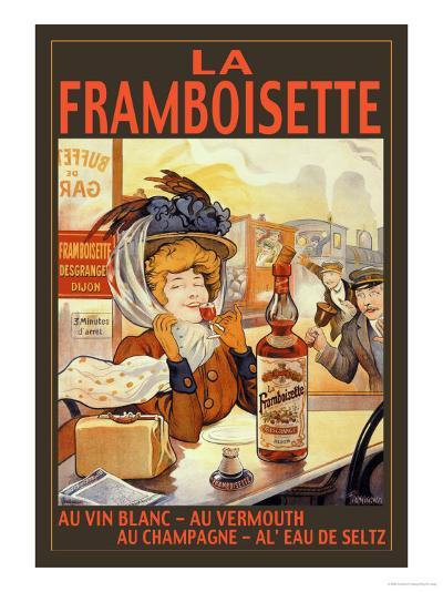 La Framboisette-Francisco Tamagno-Art Print