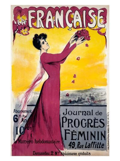 La Francaise--Giclee Print