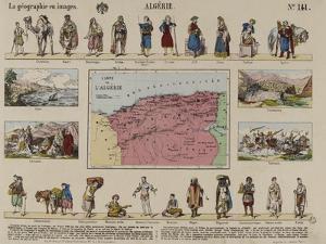 La géographie en images : Algérie