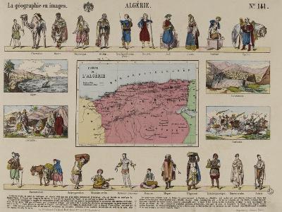 La géographie en images : Algérie--Giclee Print