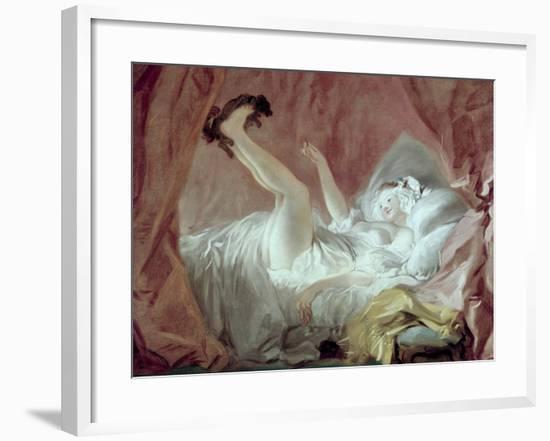 La Giambette-Jean-Honoré Fragonard-Framed Giclee Print