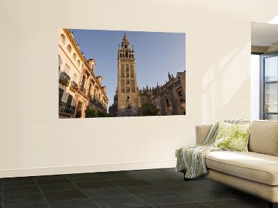 La Giralda Tower at Seville Cathedral-Karl Blackwell-Wall Mural