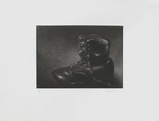 La godasse-Laurent Schkolnyk-Limited Edition