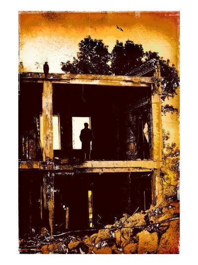 La Grande Finale 3 - Brun-Pascal Normand-Art Print