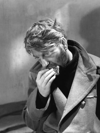 La grande Illusion by JeanRenoir with Jean Gab 1937 (b/w photo)--Photo