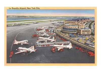 La Guardia Airport, New York--Art Print